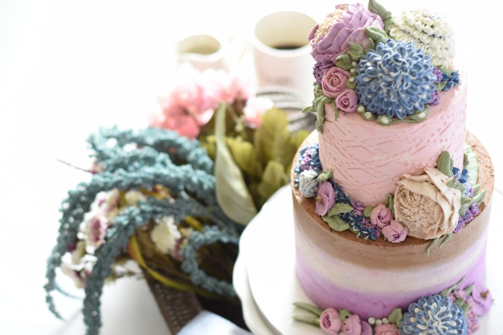 wedding cake designer london